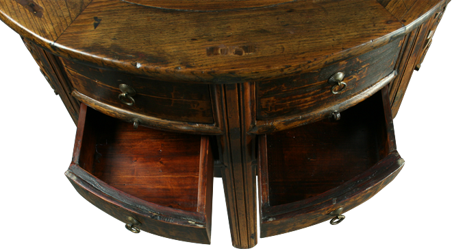 Antique Chinese Half Moon Semicircular Accent Table  Ebay. Black Leather Coffee Table. Detachable Desk Drawer. Modern Dining Table Set. School Desk Dimensions. Thermador Micro Drawer. Desk Chair Green. Hooker Furniture Writing Desk. Half Moon Table