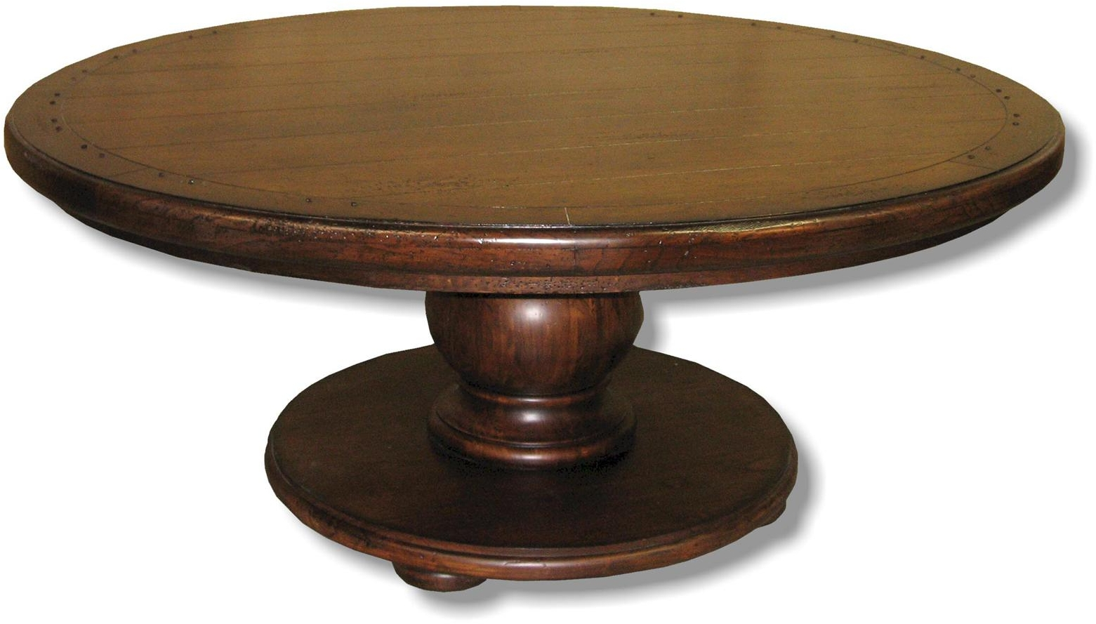 New 6 foot dining table tuscan italian round bg 36 ebay for 6 foot round dining table