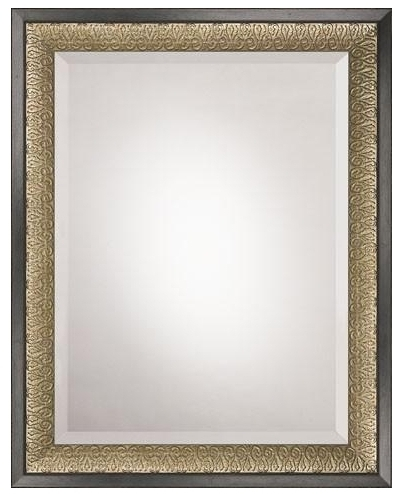 New 42 x 60 mirror reproduction framed rectangle ship it for 60 inch framed mirror