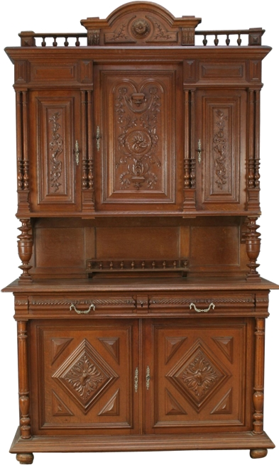 Antique Sideboards And Buffets, Antique Buffet Furniture Pieces