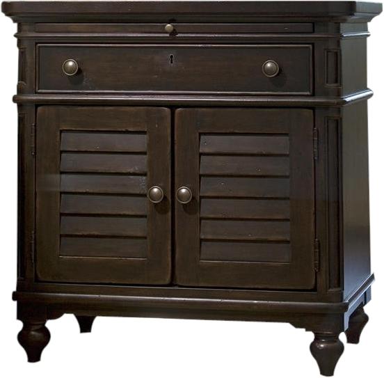 Door nightstand universal furniture paula deen home - Paula deen tobacco bedroom furniture ...
