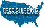 EuroLux Home Ships Free Anywhere in the Continental USA!
